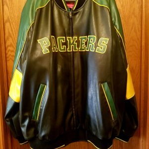 Packers Jacket